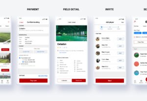 28652Thiết Kế Wireframe, Prototype, User Flow, Design System